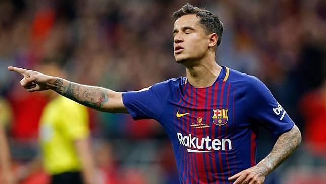Philippe Coutinho Ingin Bertahan di Barcelona