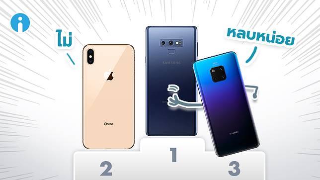 Huawei อาจแซง Apple ขึ้นแท่นผู้ผลิตสมาร์ทโฟนที่ใหญ่เป็นอันดับ 2 ในปี 2019
