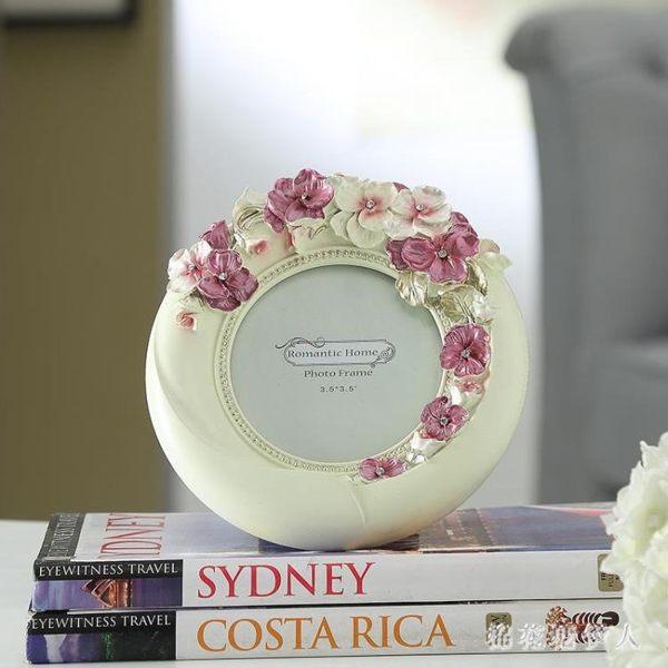 歐式田園韓式公主房婚慶結婚送禮婚照三色