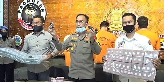 4 Orang Ditangkap Karena Terlibat Investasi Bodong Ribuan Orang
