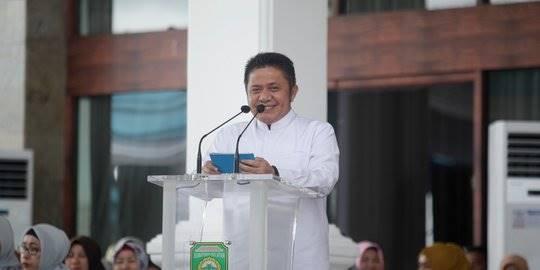 Gubernur Sumsel Herman Deru. ©2019 Merdeka.com
