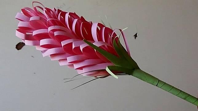 5 Cara Membuat Bunga Dari Kertas Mudah Dipraktikkan Sendiri Di Rumah Merdeka Com Line Today