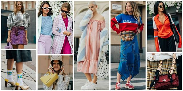 0061786b8d07 街拍時尚潮人穿搭示範來自2019春夏斯德哥爾摩時裝周街頭的時尚啓發