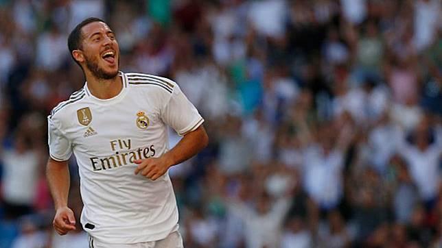 Tak Bahagia di Chelsea Eden Hazard Beri Alasan Gabung ke Real Madrid