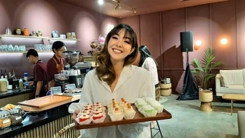 Mengulik Kisah Gisella Anastasia yang Ketagihan Berbisnis Kuliner
