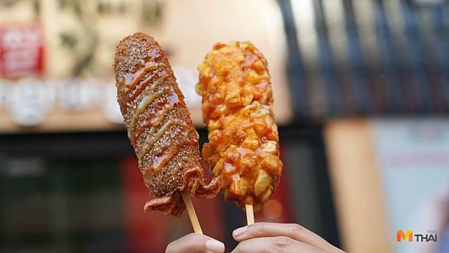 "Hot Dog เกาหลีชื่อดัง ""Myungrang Sidae"" พร้อมให้ลองแล้วที่ Siam Square One"