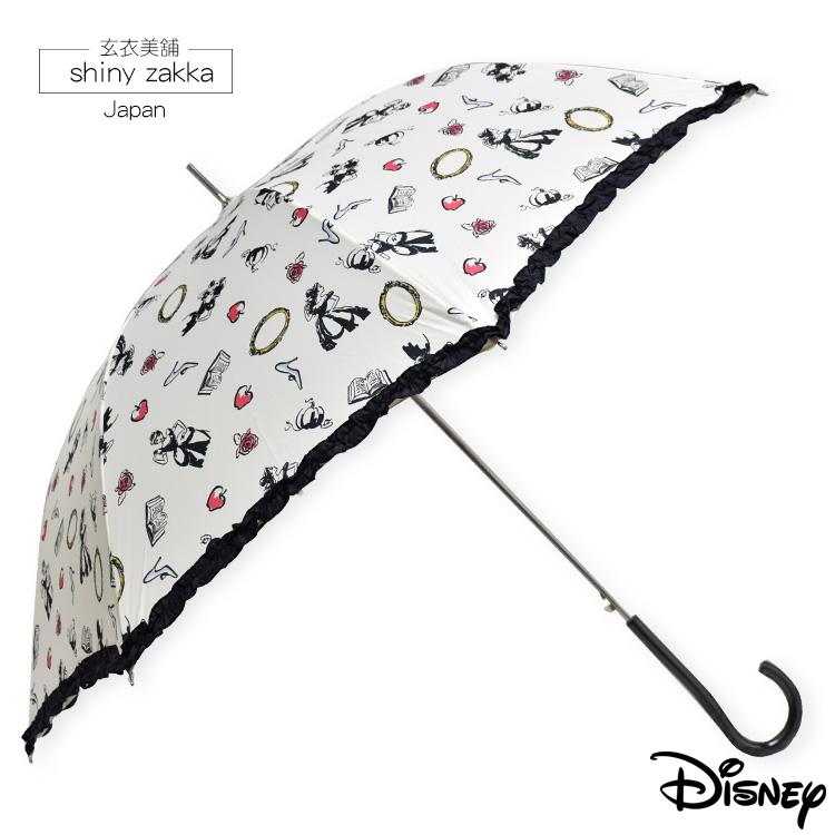 .日本正貨 Disney.全長88cm,傘骨60cm,8支 .材質:聚酯纖維100%