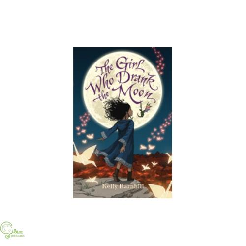 書名:The Girl Who Drank the Moon定價:245元ISBN13:9781338167016替代書名:喝下月亮的女孩出版社:Scholastic Pr作者:Kelly Barnh