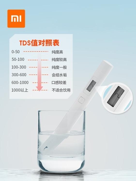 水質檢測筆高精度家用測水質儀飲用水監測筆凈水測試儀器YXS 【快速出貨】