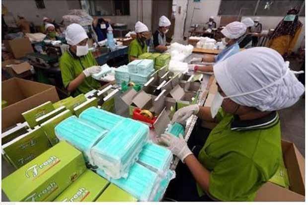 Kebutuhan Melonjak, Kemenperin Genjot Produktivitas Industri APD