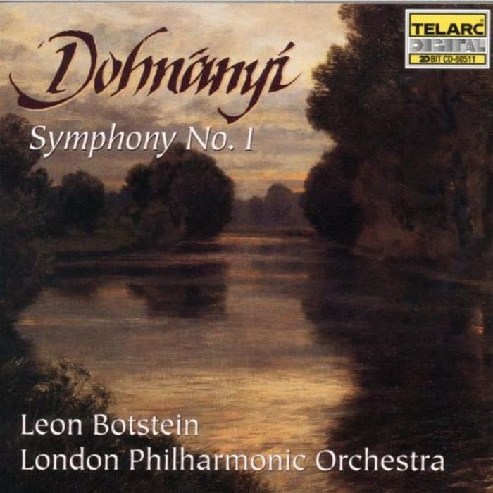 杜南伊 第一號交響曲 Dohnanyi Symphony No 1 in D Minor 80511