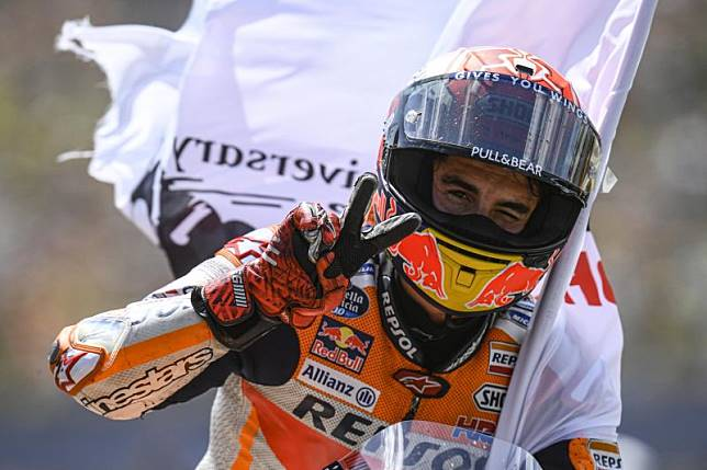 Kalah di MotoGP Austria 2019, Marquez Tetap Pede Juarai MotoGP 2019