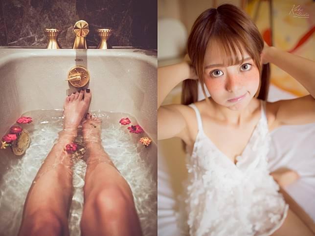 เคล็ดลับสาวญี่ปุ่น!! แค่อยู่ในห้องน้ำ 20 นาที ก็มีขาที่เล็กลงได้