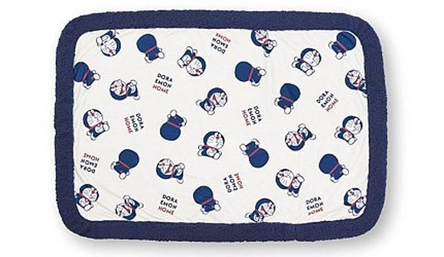 白色小毛毯好Sharp醒,有100cm長。2,300日圓(約HK$170)(互聯網)