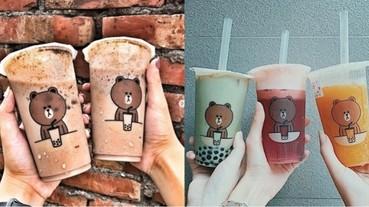 這樣太欠買!茶湯會聯名 LINE FRIENDS 推出「透明杯」 ,公開網友票選 TOP 5 飲料