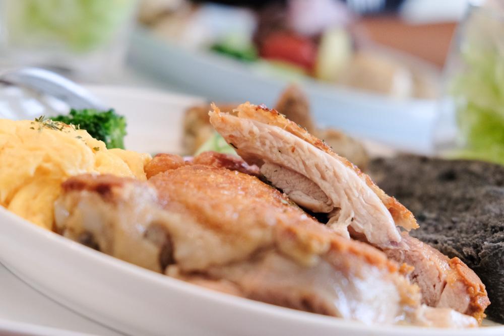 參步伍食早午餐, 台南參步伍食菜單, 台南早午餐, 衛民街美食, 中西區美食, 台南車站美食, 台南老宅餐廳