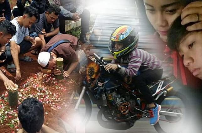 Kisah Viral Denis Kancil, Pebalap Muda yang Digilai Banyak Cewek ABG, Meninggal dengan Cara Tragis