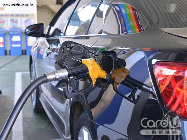 國內汽柴油價格回跌0.1元,主要原因來自美國原油產量持續高峰,明年用油需求恐放緩(圖/卡優新聞網)
