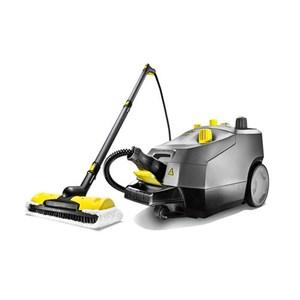 它提供了出色的蒸氣動力和認證的消毒* 最佳的清潔效果 它具備4 bar蒸汽壓力。
