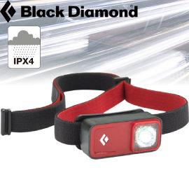 【Black Diamond 美國 Ion 觸碰式頭燈 紅】620615/頭燈/登山/露營/防水頭燈★滿額送