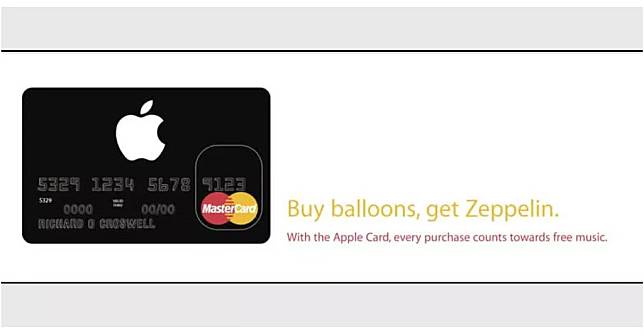 Stevejobs Apple Credit Card Idea 2004