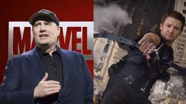 〔復仇者聯盟〕媒體問到《復仇者聯盟3》鷹眼到底會不會出現,漫威總裁回答了!