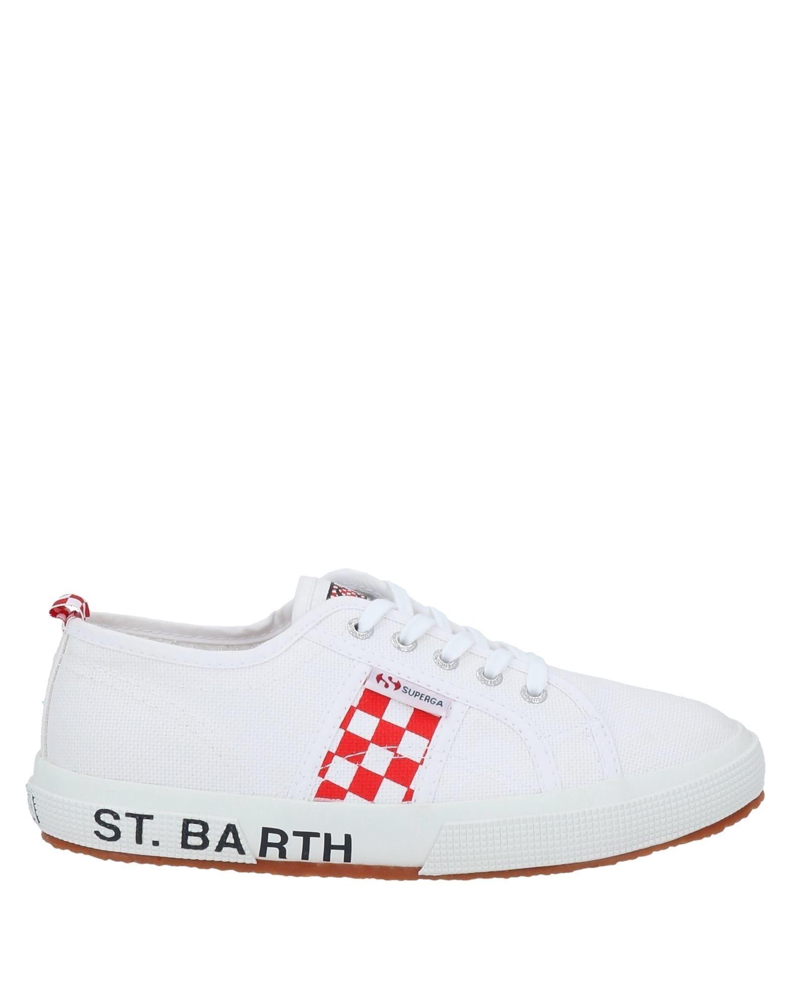 SUPERGA x MC2 SAINT BARTH Low-tops & sneakers - Item 17026932