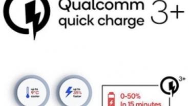 高通推 Quick Charge 3+:針對中階機打造、充電速度快 35%