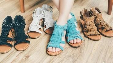 Minnetonka S/S 2015 全新涼拖鞋履