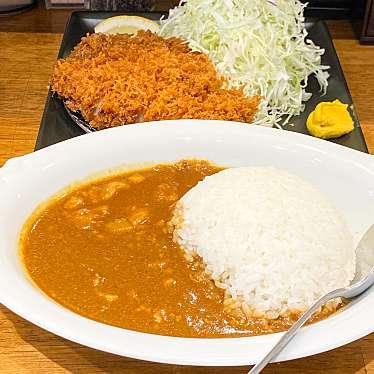 実際訪問したユーザーが直接撮影して投稿した西新宿カレーとんかつ檍のカレー屋 いっぺこっぺ 西新宿店の写真