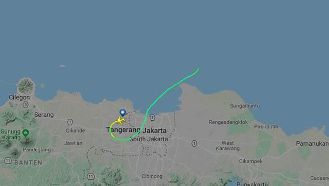 Breaking Lion Air Flight Jt 610 Has Crashed En Route From Jakarta