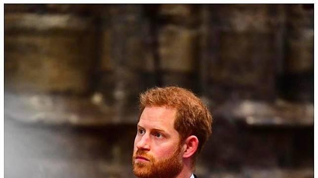 Pangeran Harry. (Instagram/@sussexroyal)