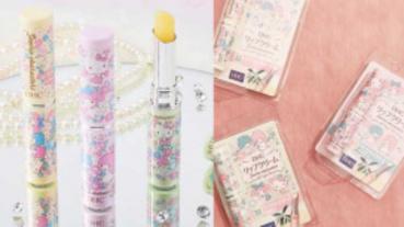 DHC再度攜手三麗鷗推出超級萌『HELLO KITTY』、『美樂蒂』、『雙子星KIKILALA』合體護唇膏!