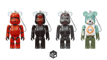 Medicom Toy 推出《Star Wars》BE@RBRICK 系列!
