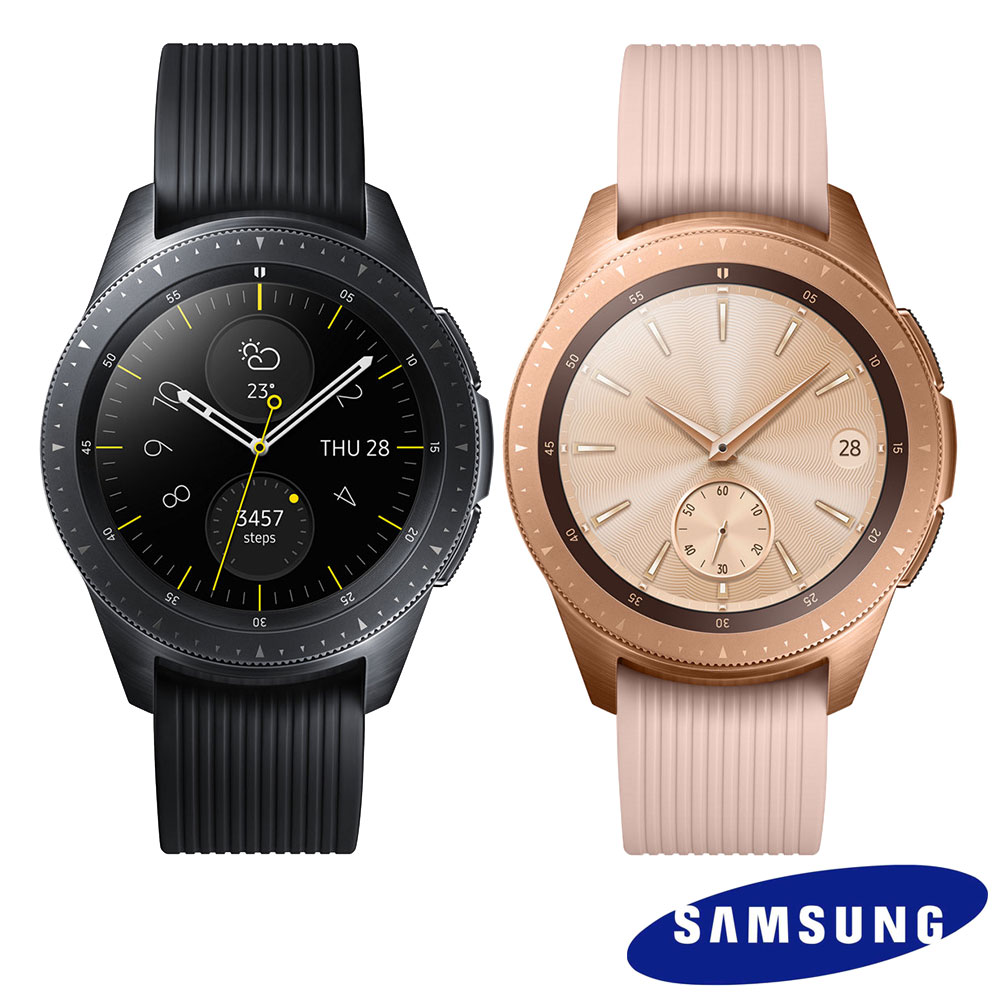 Samsung Galaxy Watch 42mm (藍牙) 智慧型手錶(R810)