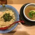 鯛塩つけ麺 - 実際訪問したユーザーが直接撮影して投稿した舟町ラーメン・つけ麺鯛塩そば 灯花の写真のメニュー情報