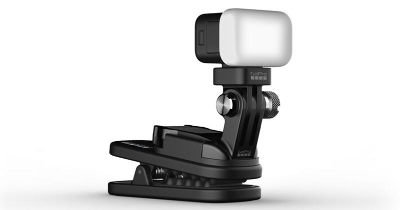 GoPro 居然推出「手電筒」
