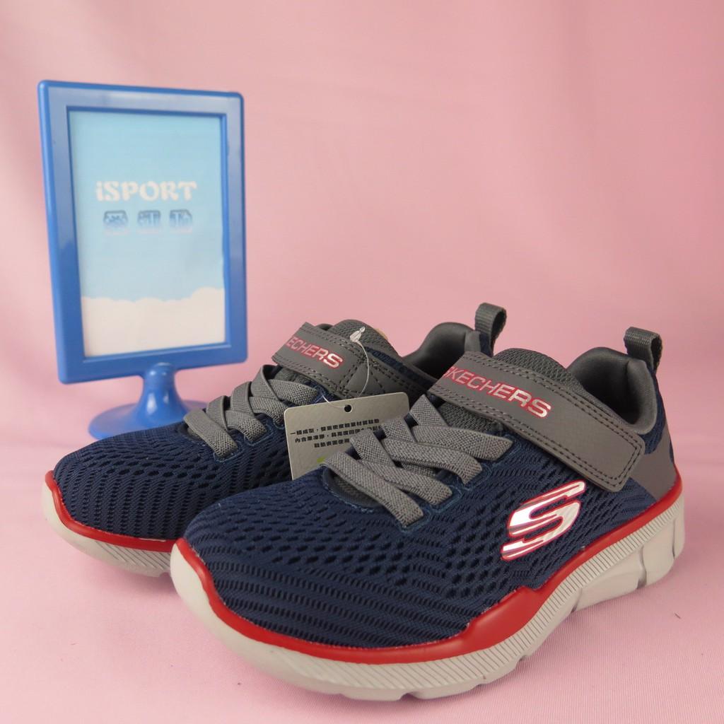 【iSport愛運動】Skechers EQUALIZER 3.0 FINAL MATCH 97923LNVGY 中童鞋