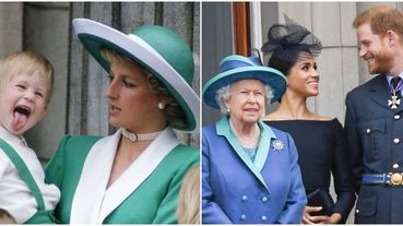 哈利王子卸下「皇室職位」讓英國女王震怒?「皇室壞男孩」哈利王子的17個叛逆紀錄