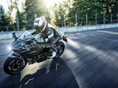 Kawasaki Ninja H2 Facelift Akan Segera Diperkenalkan