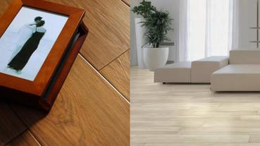 【發現建材真道理】木地板的最佳替身登場 木紋磚優點、挑選攻略