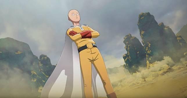 3v3格鬥新作《一拳超人 無名英雄》發表,埼玉被攻擊時很省動畫 🤣💥