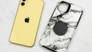 整合泡泡騷,Otterbox Symmetry 炫彩幾何保護殼試用(for iPhone 11)