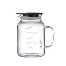 HARIO 日本製 附把水果茶玻璃瓶500ML HAR-VFP-500