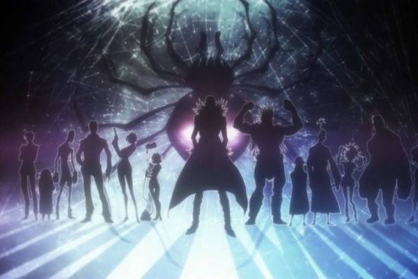 Akan Ada 6 Anggota Genei Ryodan Mati di Hunter x Hunter? Siapa Saja?