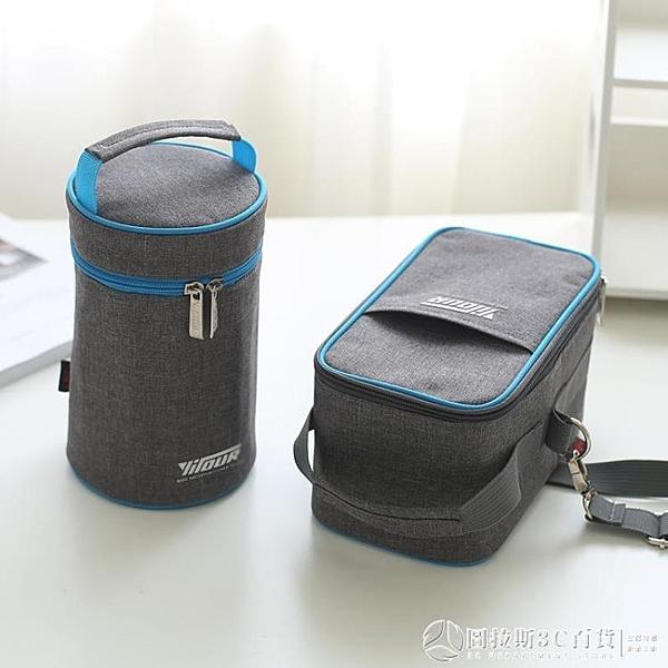 燜燒杯套手提保溫圓形飯盒袋方形便當包兒童魔膳師印象小號保護套