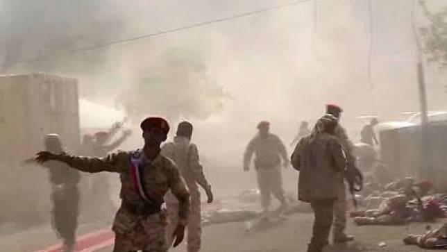 ทหารเยเมนอย่างน้อย 80 นายถูกยิงโจมตีเสียชีวิต
