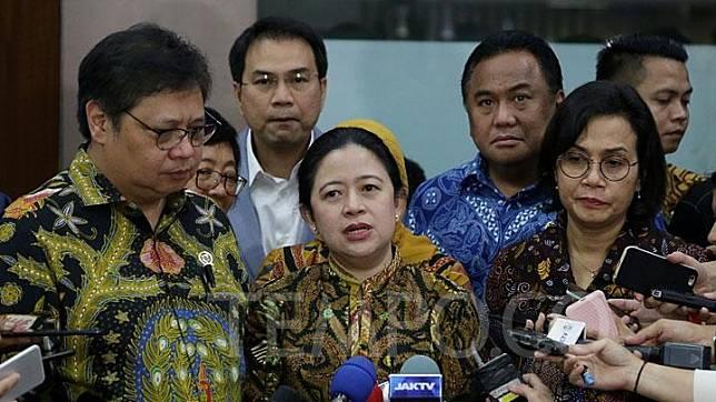 Ketua DPR Sebut Rapat Paripurna Tetap Harus Kuorum Meski Virtual