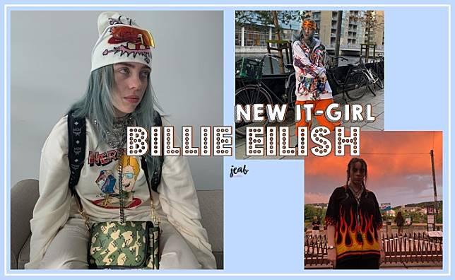 ชวนส่องสไตล์สุดแนวของ Billie Eilish อิทเกิร์ลคนใหม่ที่กำลังฮ็อตสุดๆ