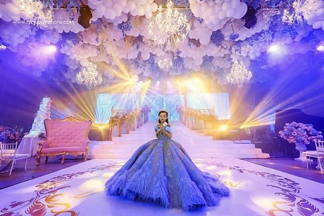 Pesta Ulang Tahun Tema Disney Princess